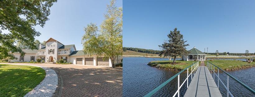 The Herrington Wedding Venue Deep Creek Lake