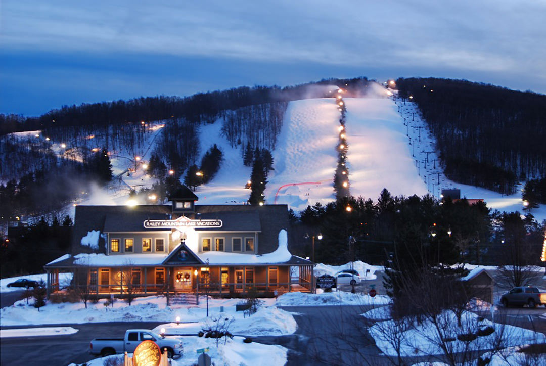Wisp Resort & Railey Vacations Deep Creek Lake