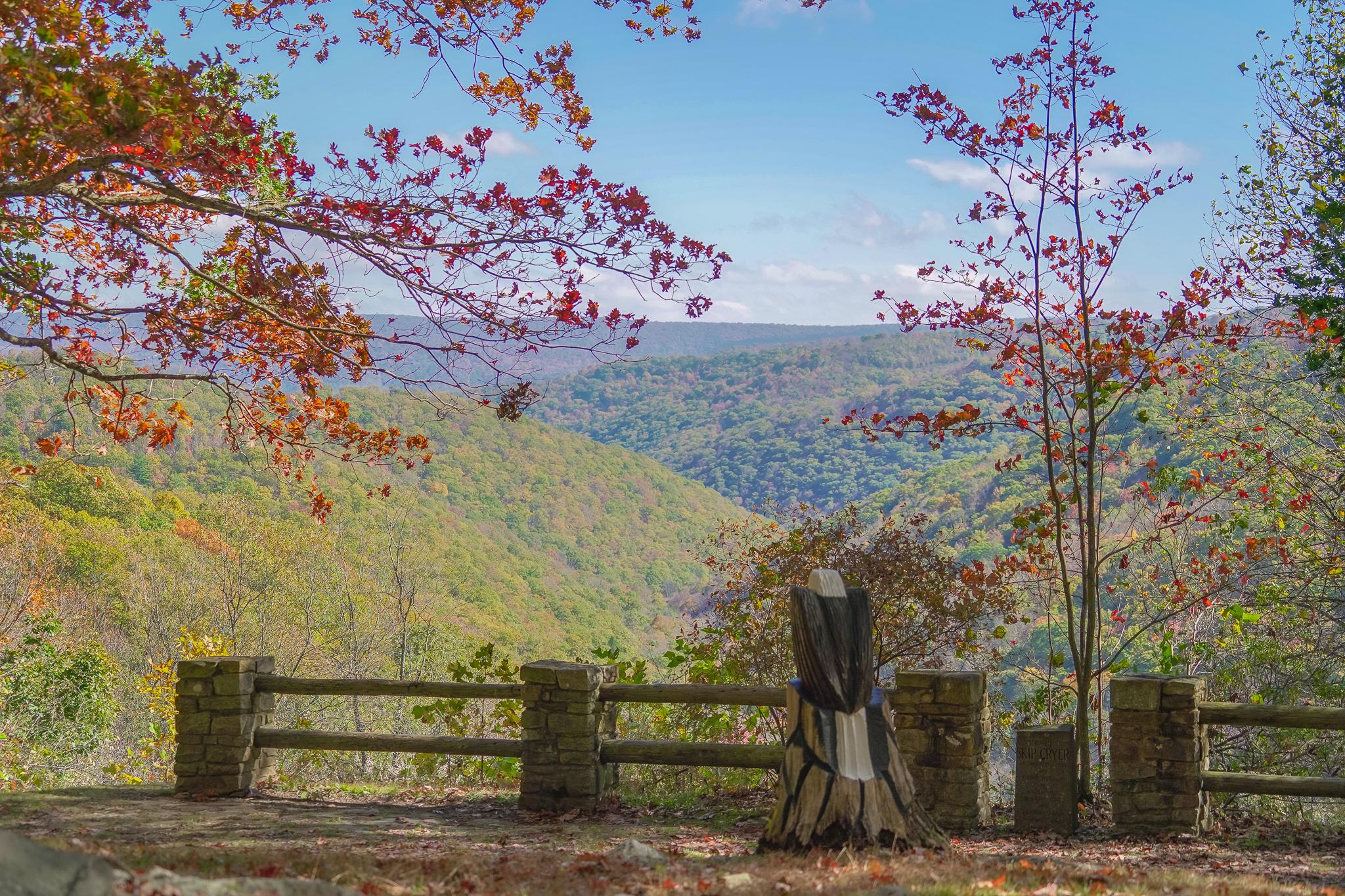 Fall in Garrett County Maryland