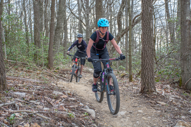 Mountain Biking at Deep Creek Lake