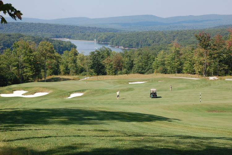 Golf Course at Deep Creek Lake