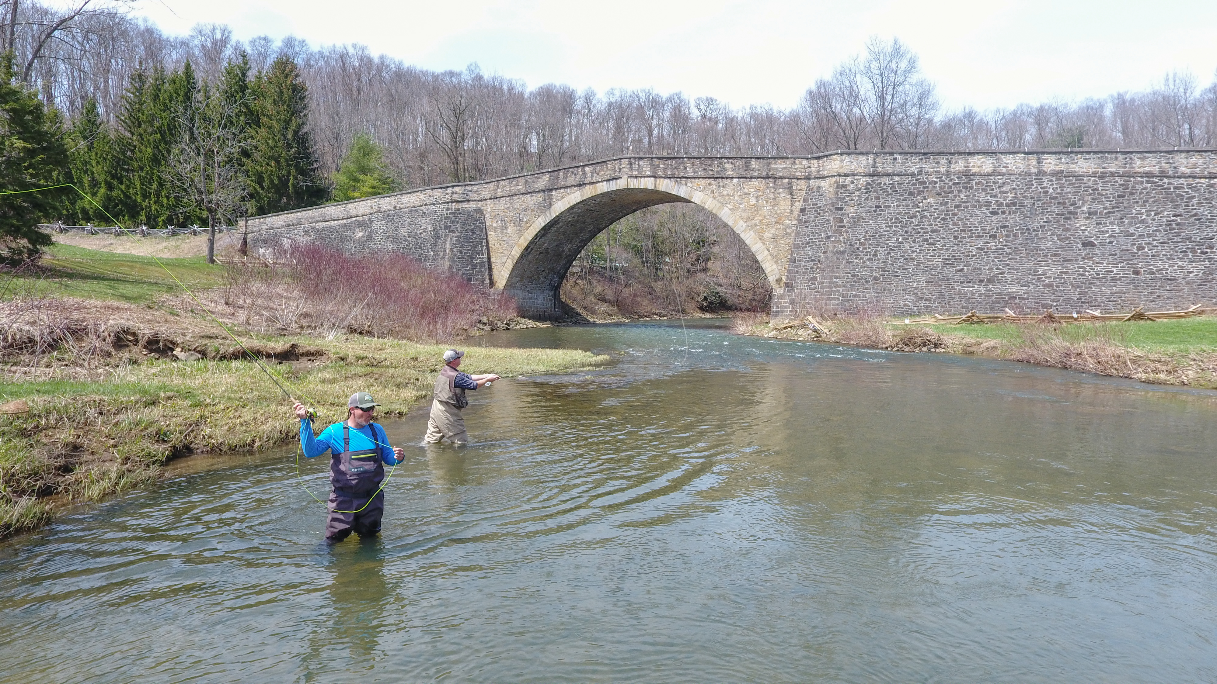 Fly Fishing in Garrett County