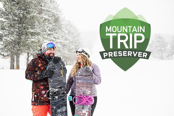 Red Sky Mountain Trip Preserver Travel Insurance