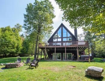 Built for Fun Home at Deep Creek Lake