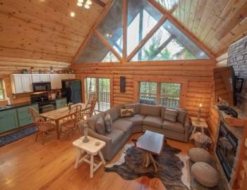Cabin at Deep Creek Lake
