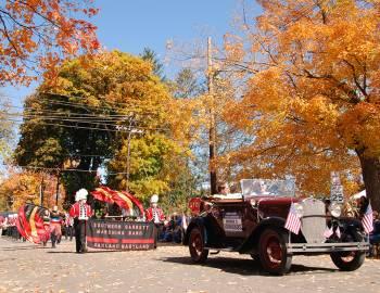 Autumn Glory Festival at Deep Creek Lake