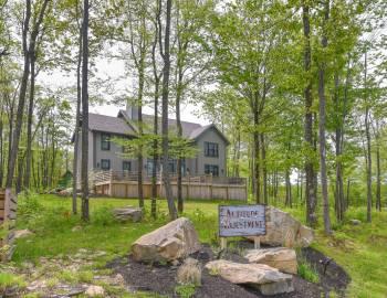 Altitude Adjustment Vacation Home at Deep Creek Lake