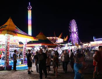 Garrett County Fair at Deep Creek Lake