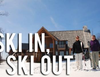Ski In/ Ski Out Homes