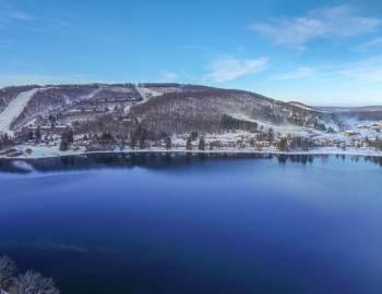 Wisp Resort Snow Making Deep Creek Lake