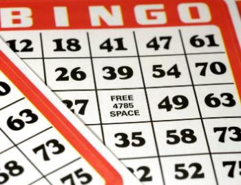 Bingo at Deep Creek Lake