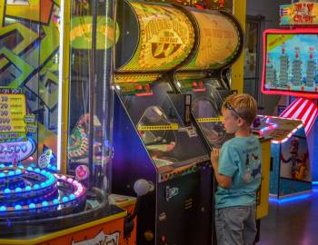 Arcade at Deep Creek Lake