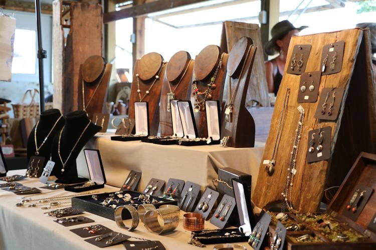 Crafts at Deep Creek Lake Art & Wine Festival