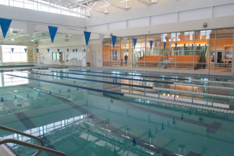 CARC Indoor Pool Deep Creek Lake