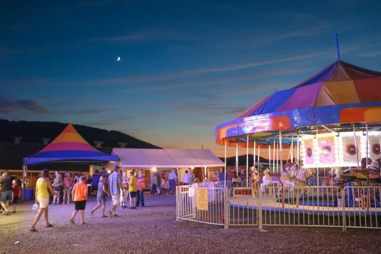 Garrett County Fair