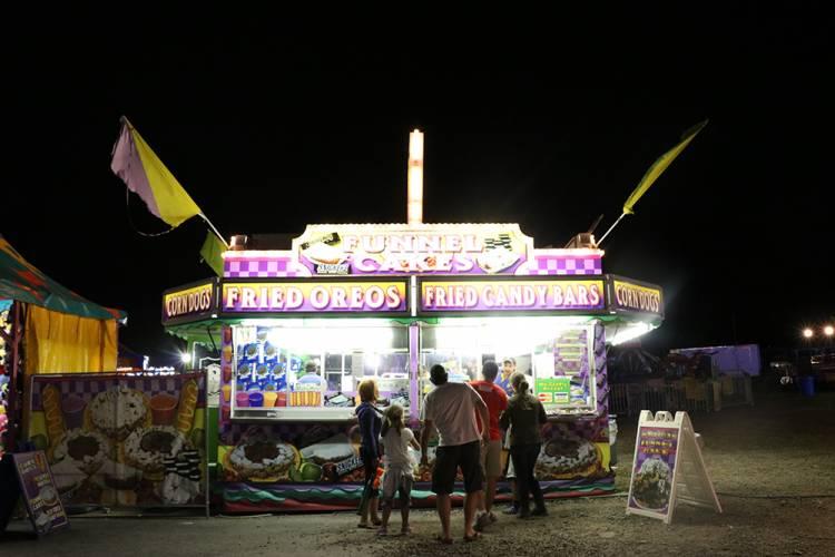 Fair Week at Deep Creek Lake