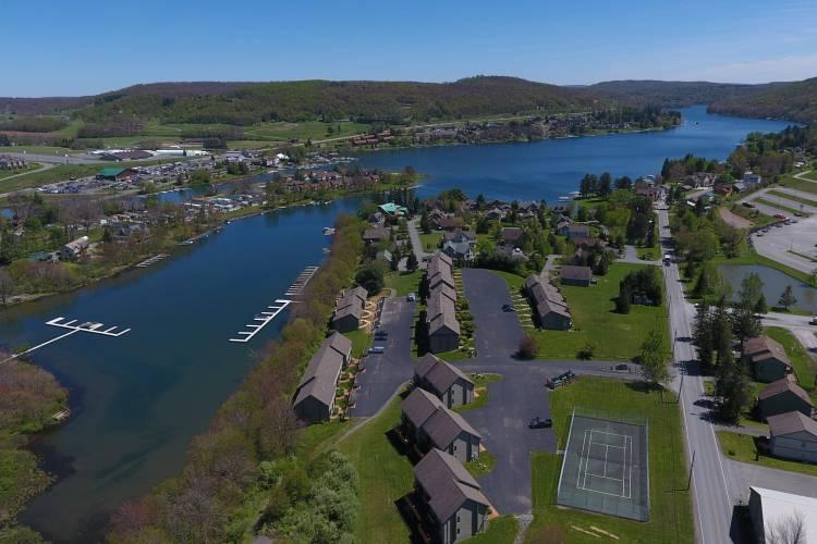 Lake Access Townhomes at Deep Creek Lake