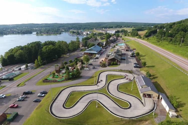 Go Karts at Deep Creek Lake
