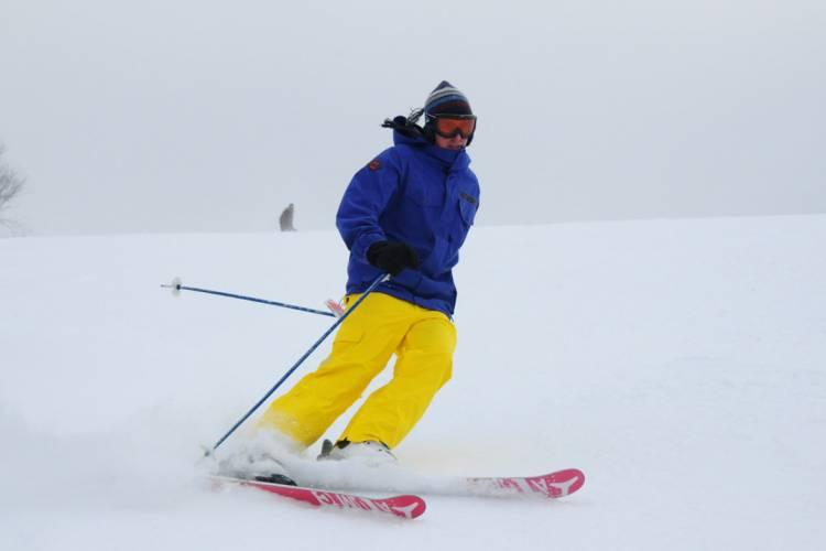 Skiing at Wisp Resort Deep Creek Lake