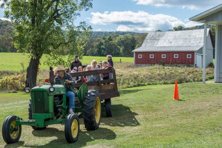 Hayride at State Park