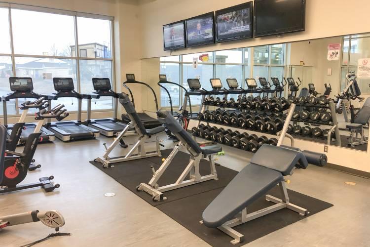CARC Fitness Center Deep Creek Lake