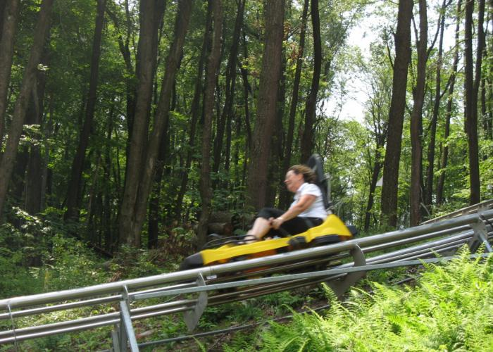 Mountain Coaster Wisp Resort Deep Creek Lake