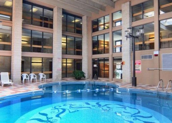 Indoor Pool at Will O' The Wisp