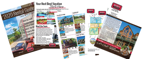 Railey Vacations Rental Guide 2020