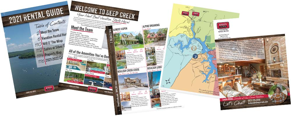 2021 Railey Vacations Rental Guide